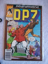 D.P. 7 # 7 (May 1987, Marvel) - $2.69
