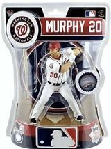 Washington Nationals Daniel Murphy # 20 Collectible Figure New In Box MLB - $12.88