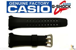Casio G-SHOCK GW-056A Original Black Rubber Watch Band Strap GW-056E GW-056J - $32.35