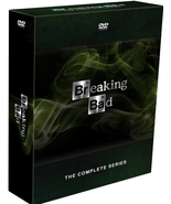 Breaking Bad The Complete Series Season 1-6 Final (DVD 21-Disc) 1 2 3 4 ... - $42.95