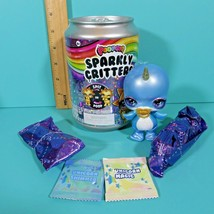 Poopsie Sparkly Critters Waves The Whale Figure Slime Surprise Drop 2 New - $19.95
