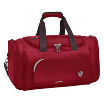 "Traveler's Choice Birmingham Red 21"" Carry-on Rugged Travel Boarding Duf... - $59.99"