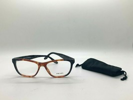 Prada VPR 04T U6L-1O1 Havana/Grey Camo Authentic Eyeglasses 52-16-140mm ... - $77.57
