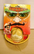 Elope- Lil' Fiesta Kit- Sombrero, UV Glasses & More NEW - $6.92