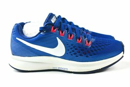 Nike Womens Air Zoom Pegasus 34 Shoes running fashion  880560-410 Blue/A... - $44.99