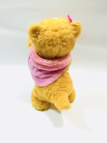 FurReal Friends 2012 Hasbro Kitty Cat Plush Daisy Plays With Me Interactive Toy