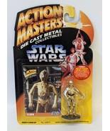 Vintage 1994 Kenner Action Masters STAR WARS C-3PO Diecast Action Figure... - $8.00