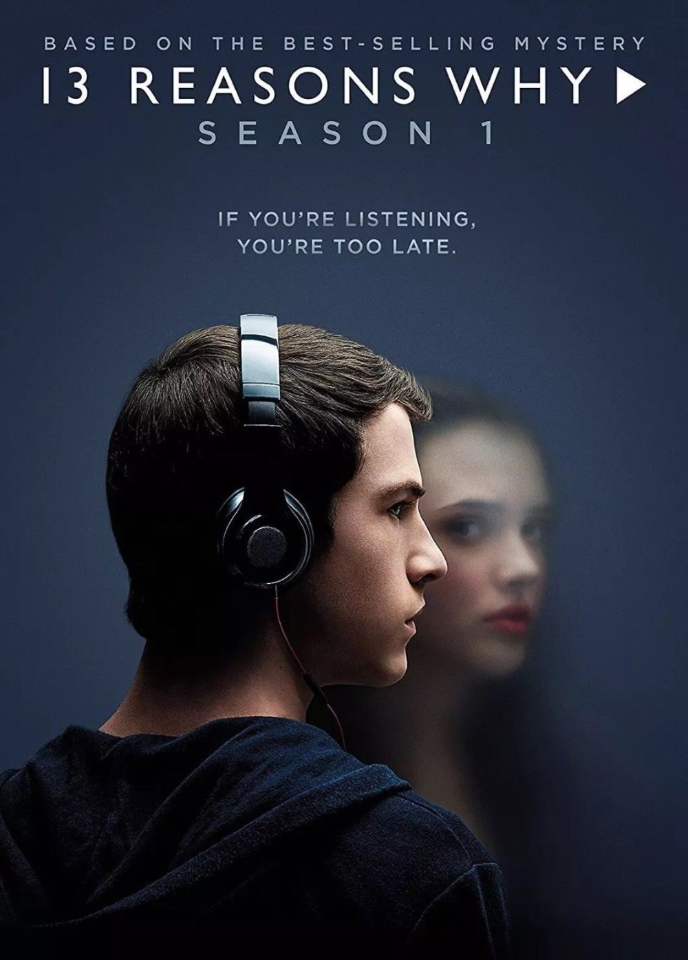 13 Thirteen Reasons Why First Season One 1 (DVD 2018) Dylan Minnette, K. Lanford