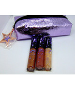 M.A.C Holiday 2019 Starring You Lucky You Lipglass Set with Pouch - $29.65