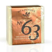 No. 63  Shea Butter Enriched Soap from Pre de Provence Men's Collection - $7.25