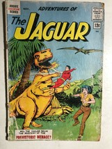 ADVENTURES OF THE JAGUAR #10 (1962) Archie Comics G/VG - $9.89