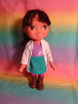 Mattel 2013 Dora The Explorer Doll Dressed w/ Boots - as is - $5.89