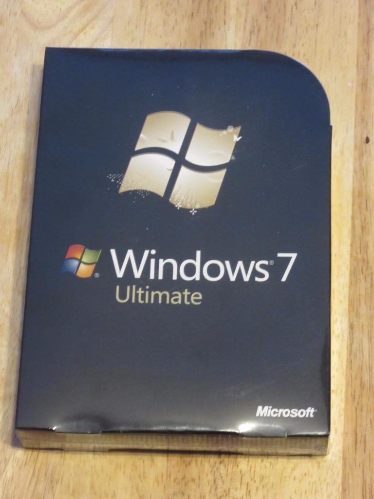 100% Genuine Windows 7 Ultimate 32/64 bit Activation Key (multi language)