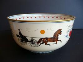 Charles Wysocki Americana Bowl  #439/3500 w/box Mint Condition - $228.73