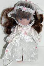Vintage PRECIOUS MOMENTS Collectible Bridal Doll - $9.00