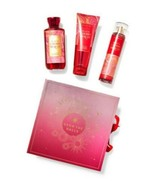 New Bath & Body Works Black Cherry Merlot Gift Box Set Mist, Shower Gel,... - $39.27