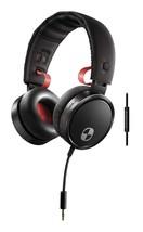 Philips SHO7205BK/28 O'Neill The Construct Headband Headphones, Black/Red - €22,21 EUR