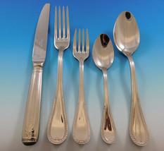 Beauharnais by Christofle Stainless Steel Flatware Service Set 39 pcs Bo... - $2,800.75