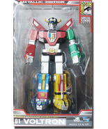 Voltron Lion Metallic Paint Ver Vinly Figure SDCC 2009 Exclusive Brand NEW! - $94.99