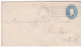 BOSTON, MASS 1894 ON #U294 DESIGN U69 - $1.98