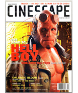 Cinescape #74 - Dec '03/Jan '04 - $5.95