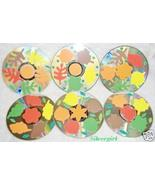 Autumn Leaves Drink Coaster Set of 6 - $14.99