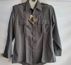 Lot of 1 NWT Men's ELBECO Tex Trop Uniform Shirts size 16 - 32 - $12.19