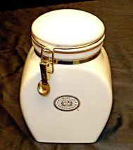 European Coffee House Collection Coffee Jar AA20-2161 Vintage image 5