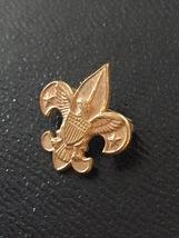 Vintage 50s Boy Scouts Emblem Uniform Pin image 2