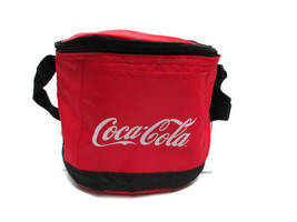 Coca-Cola  Round Cooler Bag Lunch Bag 6-pack - BRAND NEW - $6.68