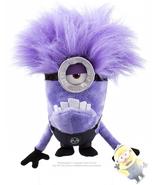 Despicable Me Plush Evil Purple One Eyed Minion... - $49.95