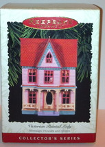1996 Hallmark Victorian Painted Lady House ~ #13 in Series ~ MIB - $23.00