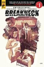BREAKNECK #1 COVER A TITAN COMICS EST REL DATE 12/05/2018 - $5.65