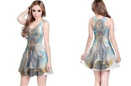 Fist Of North Star Toki take control REVERSIBLE DRESS - $20.99+