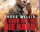 A Good Day to Die Hard (Blu-ray) Starring Bruce Willis and Jai Courtney (Jun ...