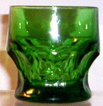 Mid Century Modern 1960'S RETRO--ANCHOR Hocking Glass - $6.45