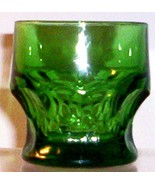 MID CENTURY MODERN 1960'S RETRO--ANCHOR HOCKING GLASS - $6.45