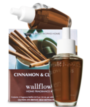 *New *2pk CINNAMON & CLOVE BUDS * Wallflower Refill Bulbs ~ Bath & Body ... - $29.00
