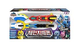 Miniforce Change Weapon Super Dinosaur Power Transformation Toy Action Figure