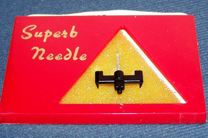 STEREO PHONOGRAPH NEEDLE STYLUS for Panasonic EPS-14 EPS-35 EPC-34-STAD 674-D7