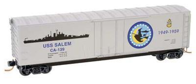 Micro Trains 03800405 USS Salem CA-139