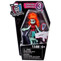 Monster High Mega Bloks Ghouls Skullection Series 3 Lorna Mini Figure