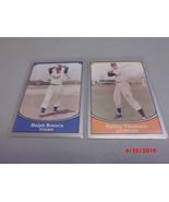 1990 Pacific Legends Ralph Branca & Bobby Thomson- Brooklyn Dodgers / NY... - $3.96