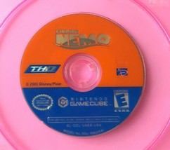 ☆ Finding Nemo (Nintendo GameCube 2004) AUTHENTIC Game Disc Tested Works ☆ - $4.50