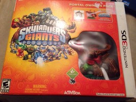 Skylanders Giants: Portal Owners Pack (Nintendo 3DS, 2012) - $14.84