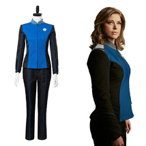 The Orville Kelly Grayson Vice Captain Cosplay Costume Crewman Suit Coat Uniform - $99.00+