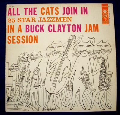 Lpj buck clayton jam session 25