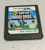 NEW Super Mario Bros. (Nintendo DS, 2006) Cartridge Only - $11.21