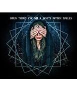ENHANCE PSYCHIC Power-Grow Spiritually x 50 White Witch Rituals OPEN Thi... - $59.00