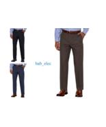 Kirkland Signature Men's Non-Iron Comfort Pant With Expander Waist - $27.00